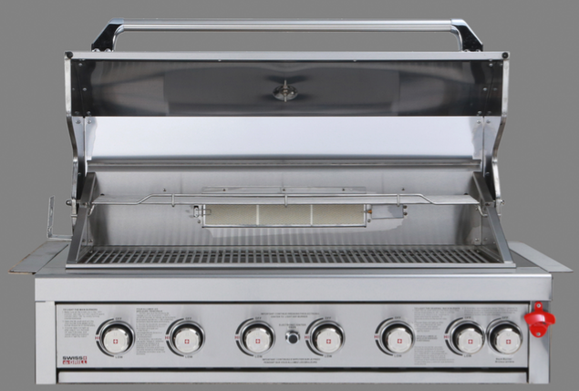 Gas Grill Natural Gas Or Propane How To Tell